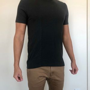 Gray Alternative Apparel T-shirt